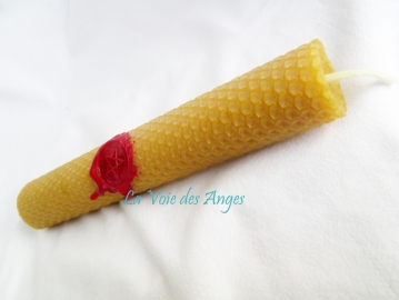 Sweet Flag - Beeswax Candles
