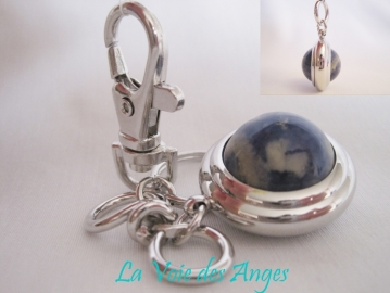 Sodalite Carry Key