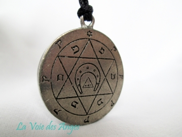 Pentacle of Luck