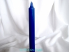 Navy Blue Candle