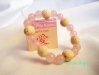 Rose Quartz Karma KIDS Bracelet